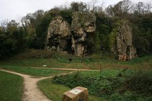 Creswell Crags Pic