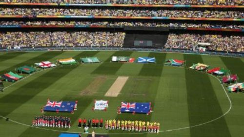 Cricket World Cup Pic