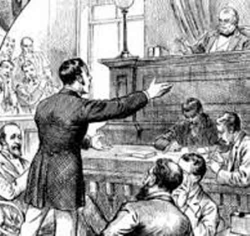 Crime and Punishment – Victorian England