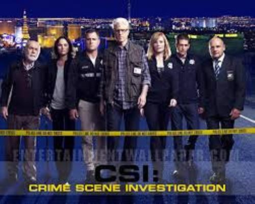Crime Scene Investigation Cast