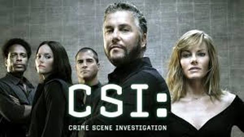 Crime Scene Investigation Pic