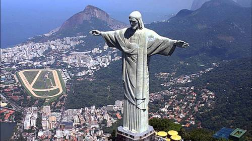 Cristo Redentor Facts