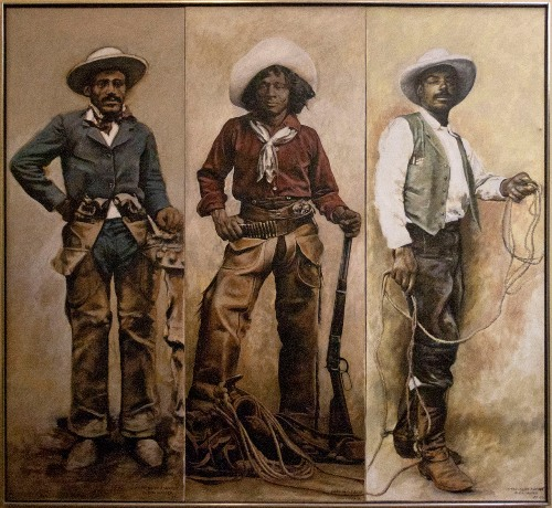 Facts about Black Cowboys
