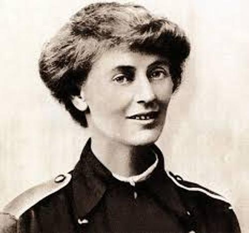 Facts about Countess Markievicz