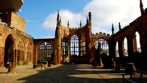 Facts about Coventry Cathedral