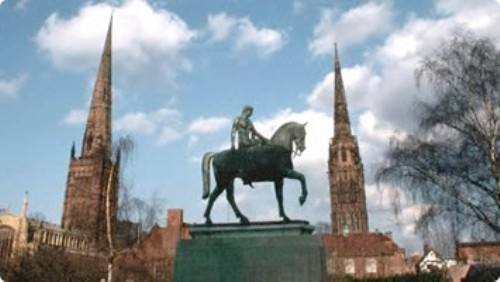 Facts about Coventry