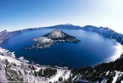 Facts about Crater Lake