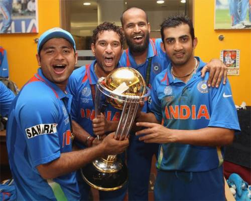 Facts about Cricket World Cup