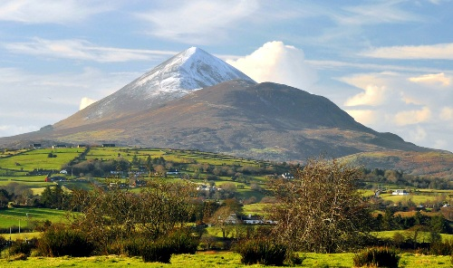 Croagh Patrick Pictures
