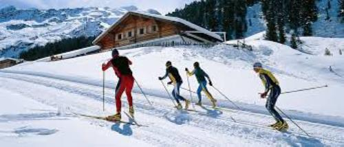 Cross Country Skiing Players