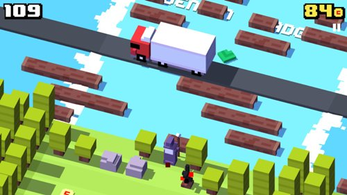 Crossy Road Facts