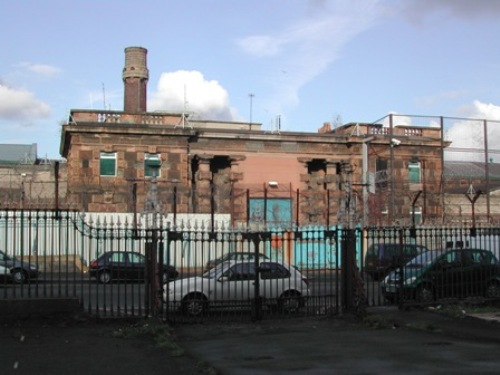 Crumlin Road Jail Image