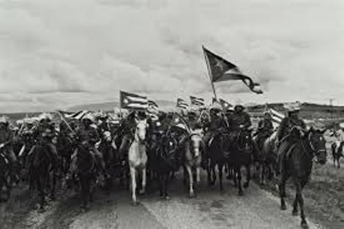 Cuban Revolution Pic