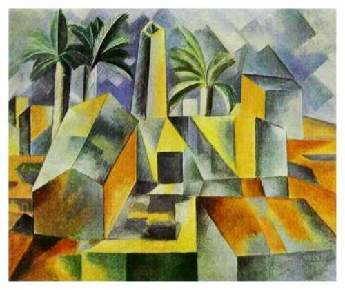 Cubism Art Image