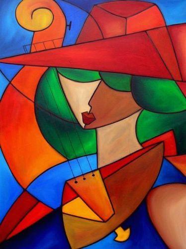 Cubism Art Pic