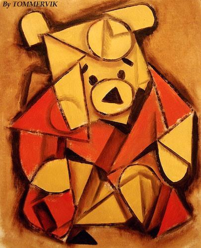 Cubism Art Pictures