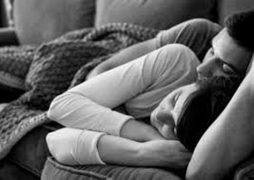 Cuddling Pic
