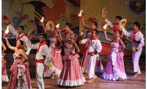 Cumbia and Dances
