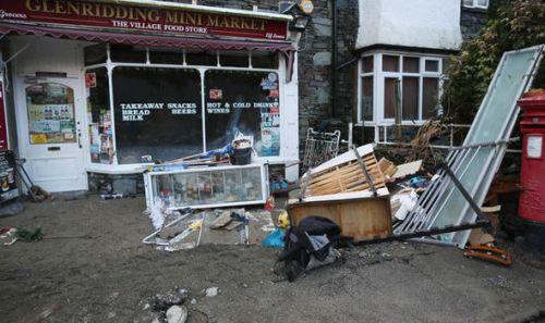 Cumbrian Floods Pic
