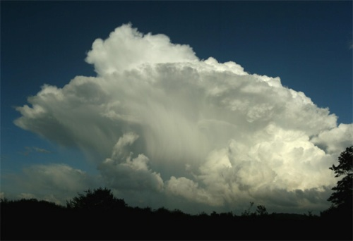 Cumulonimbus Cloud Images