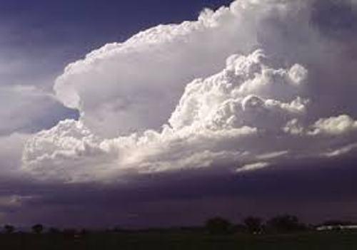 Cumulonimbus Cloud Pic