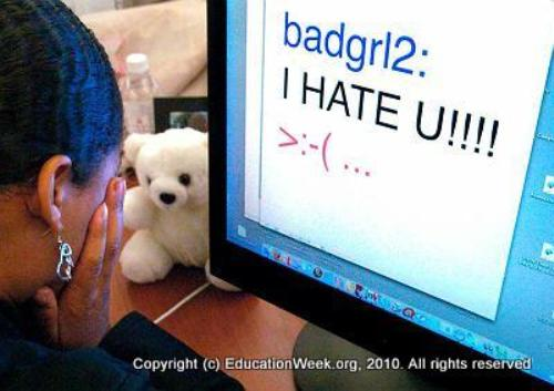 Cyber Harassment Image