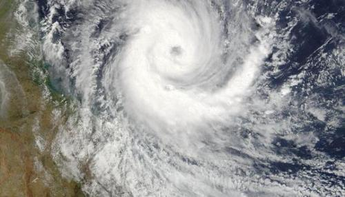 Cyclone Larry Pic