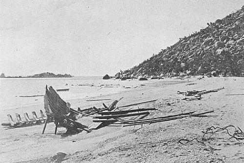 Cyclone Mahina