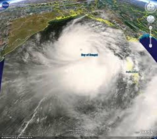Cyclone Nargis Pic