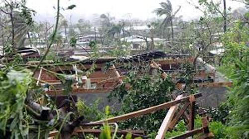 Cyclone Pam Damages