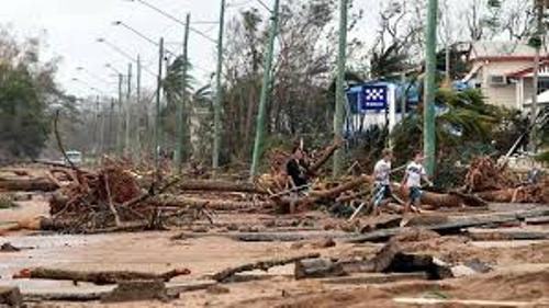 Cyclone Yasi Damages