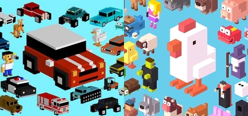 Facts about Crossy Road