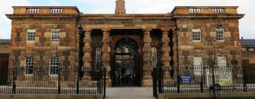 Facts about Crumlin Road Jail