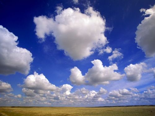 Facts about Cumulus Clouds