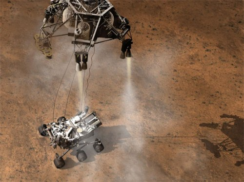 Facts about Curiosity's Journey to Mars