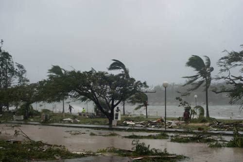 Facts about Cyclone Pam
