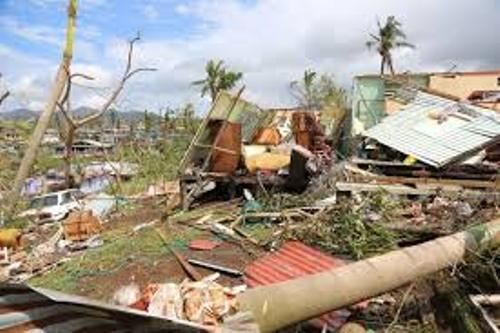 Facts about Cyclone Winston