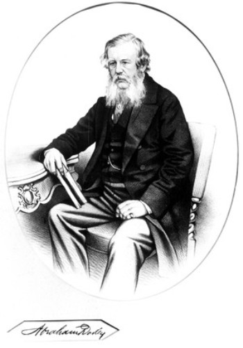 Abraham Darby Pictures