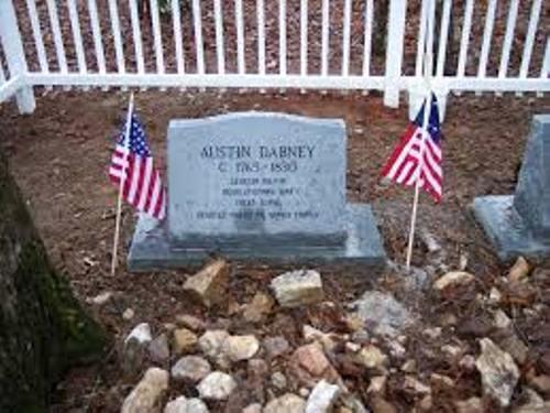 Austin Dabney Grave