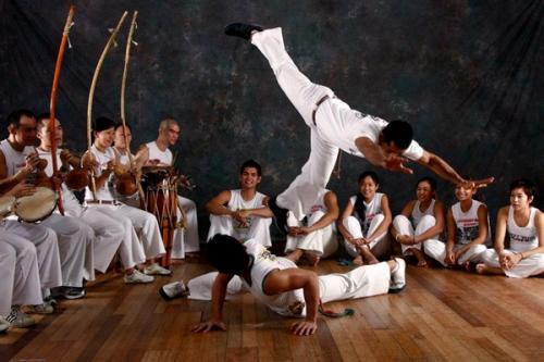 Capoeira Dance Moves