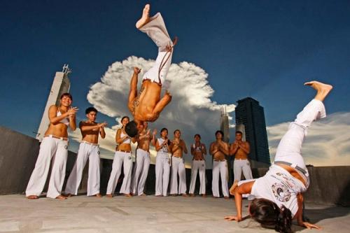 Capoeira Dance Pic