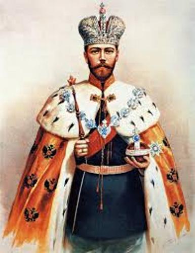 Czar Nicholas II Russia