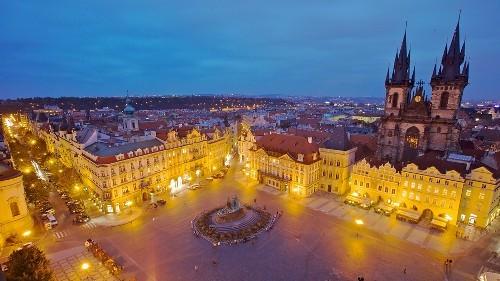 Czech Republic Beauty