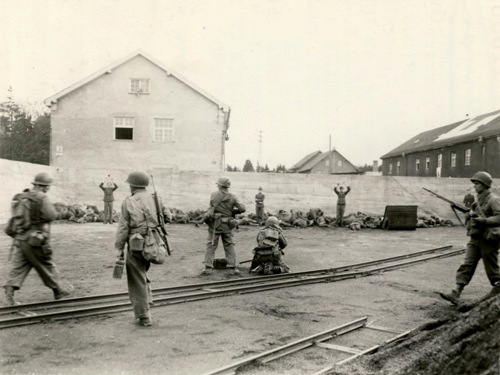 Dachau Concentration Camp Facts