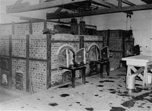 Dachau Concentration Camp Image