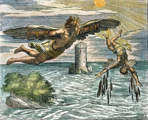 Daedalus and Icarus Myth