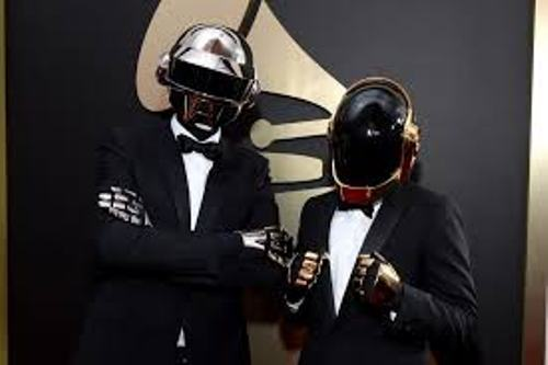 Daft Punk Artists