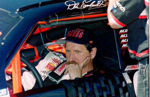 Dale Earnhardt Sr Image