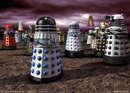 Daleks Facts