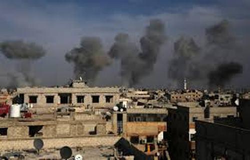Damascus Image